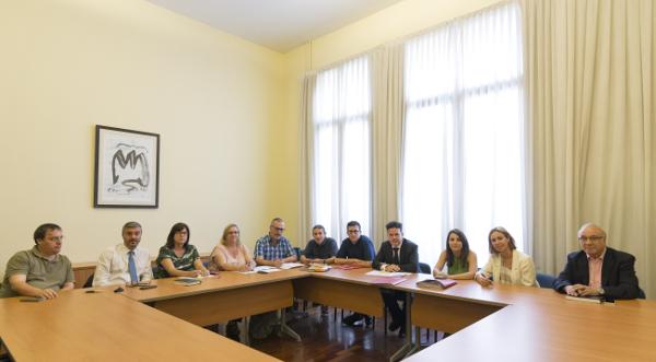 Periodico del talentofoment ugt y ccoo renuevan el for Convenio colectivo oficinas y despachos zaragoza