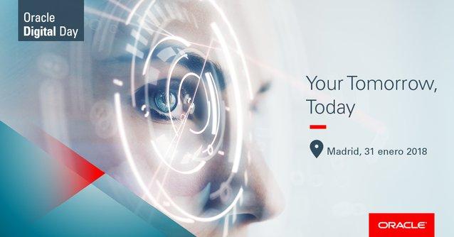 Oracle celebrasuOracle Digital Day.