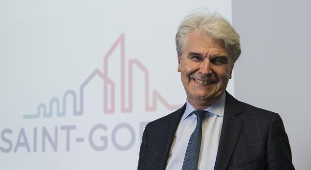 Gianni Scotti_CEO Saint-Gobain Delegación Mediterránea