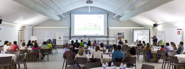 Casa de Cristal Campus Puentenuevo Ecoinnovación