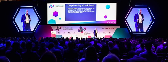 DES2018 Digital Enterprise Show_Stuart Russell
