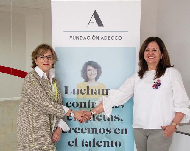 Macotran y Fundación Adecco inclusión laboral discapacidad