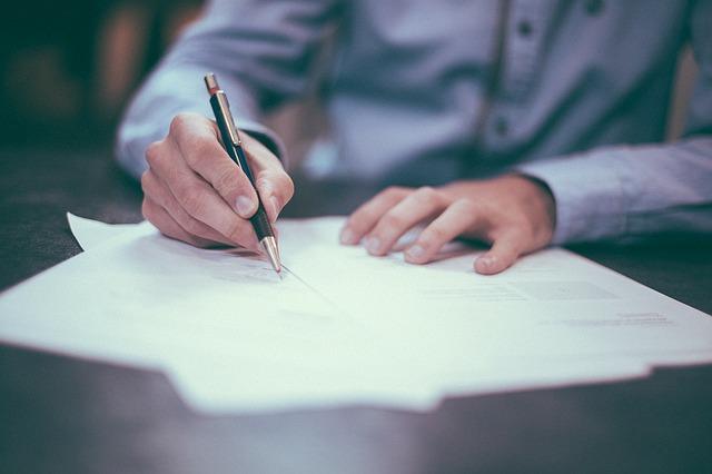 Page Group Firma contrato laboral