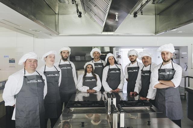 Participantes I edición becas hostelería Fundación Mahou