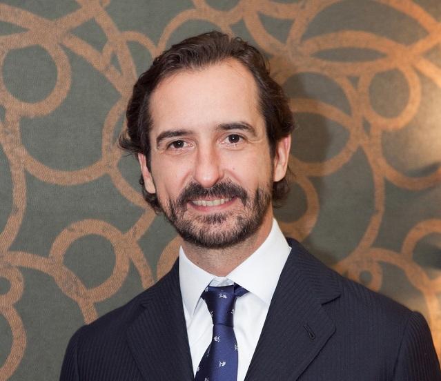 Arturo de las Heras Presidente CEF