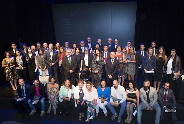 Fundación Alares Gala entrega Premios 2018