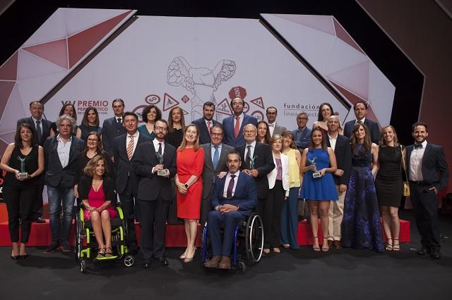 Fundación Línea Directa XV Premio Periodístico de Seguridad Vial