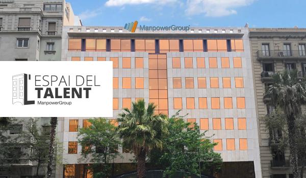 L' Espai del Talent ManpowerGroup Barcelona