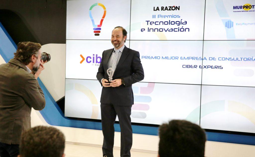 Ciber Experis reconocida Mejor empresa de Consultoría SAP